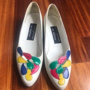 Vintage Stuart Weitzman loafers